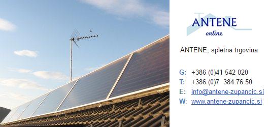 televizijska, digitalna antena, radijska, satelitska, gsm,4g, lte antena, antena za avtodom, kabelska tv