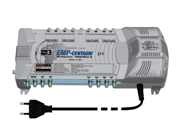 Multiswitch EMP- CENTAURI MS9/8EIA-5 V10